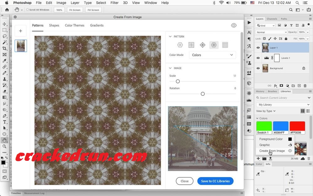 Adobe Photoshop CC Crack 22.1.1.138 & License Key Latest 2021