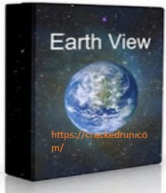 EarthView Crack 6.10.7 + Product Key Free Download 2021