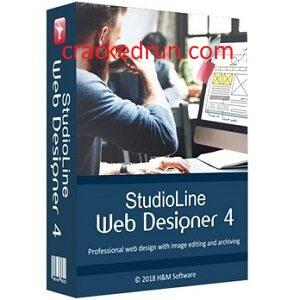 StudioLine Web Designer Crack 4.2.62 + Keygen Free Download 2021
