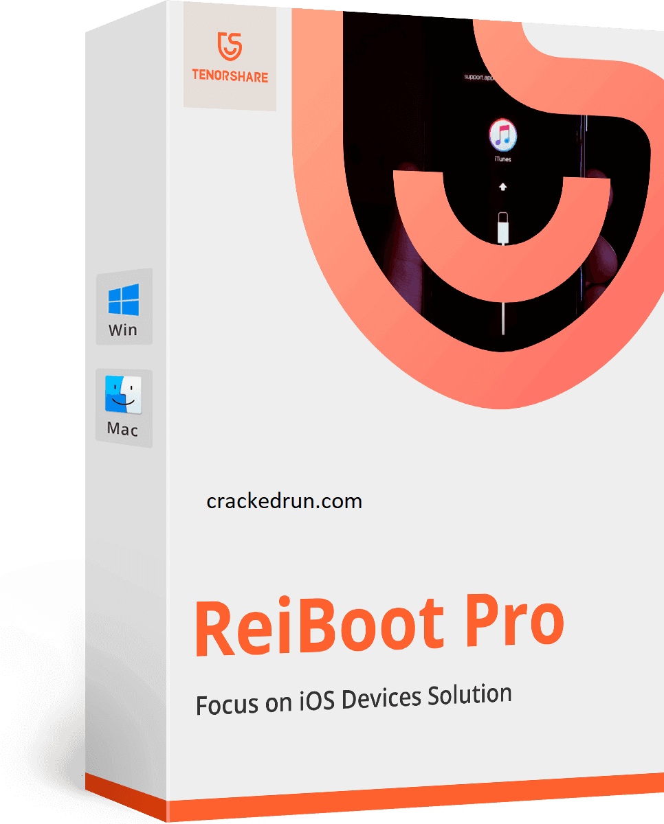 Reiboot Pro Crack 8.0.8 License Key Free Download 2021