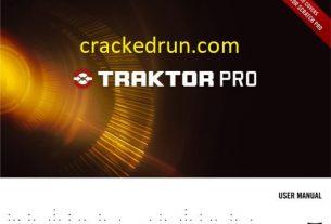 Traktor Pro Crack 3.4.2 + Serial Key Free Full Download 2021