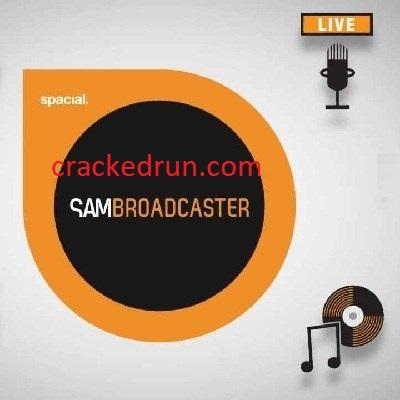 SAM Broadcaster PRO Crack 2021.3 Serial Key Full Download 2021
