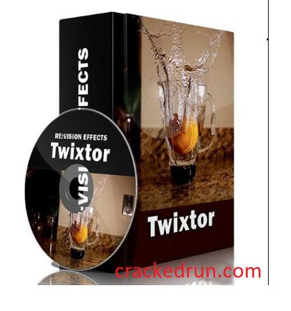 Twixtor Crack 7.5.6 + Keygen Free Full Download 2021